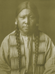 Reprodukce Edward S. Curtis